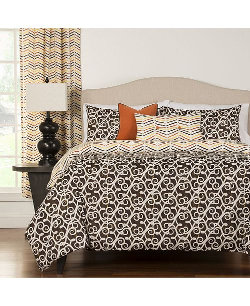 Siscovers Sabine 6 Piece Queen Luxury Duvet Set