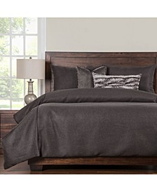 Silk Route Shitake 5 Piece Twin Duvet Set