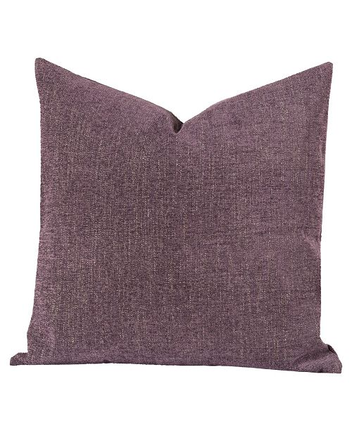 "Siscovers Steele Passion 20"" Designer Throw Pillow"