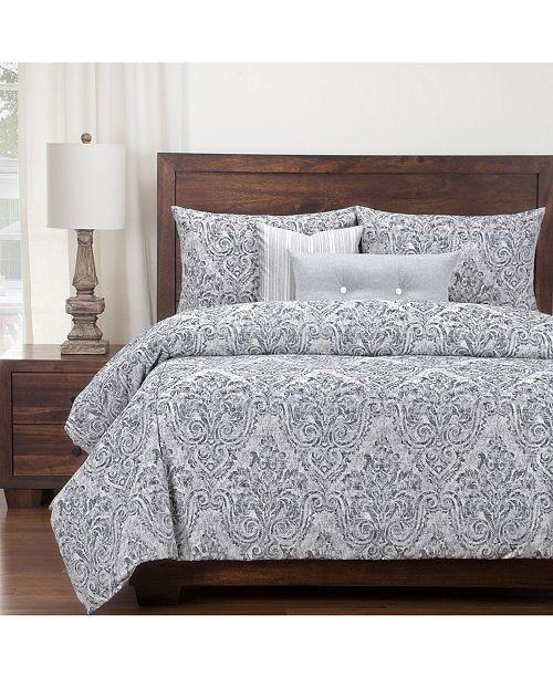 Siscovers Misty River 6 Piece Full Size Luxury Duvet Set