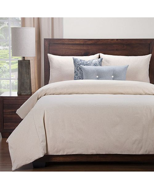 Siscovers Naturalize Rope 5 Piece Twin Duvet Set