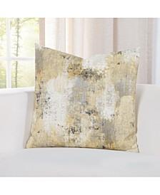 Calcutta Canary  Designer Throw Pillow