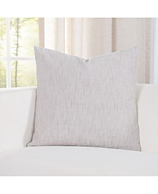 "Pacific Haze 26"" Designer Euro Throw Pillow"