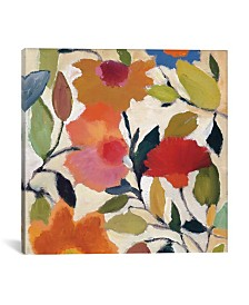 "iCanvas ""Begonias"" By Kim Parker Gallery-Wrapped Canvas Print - 37"" x 37"" x 0.75"""