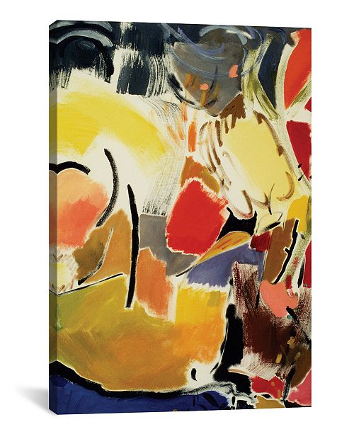 "iCanvas ""Rhapsody"" By Kim Parker Gallery-Wrapped Canvas Print - 40"" x 26"" x 0.75"""