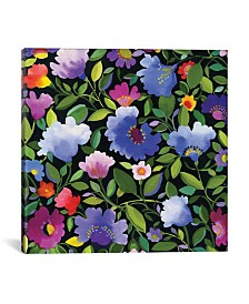 "iCanvas ""India Garden Ii"" By Kim Parker Gallery-Wrapped Canvas Print - 37"" x 37"" x 0.75"""