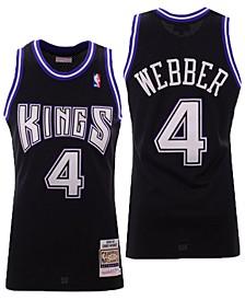 Men's Chris Webber Sacramento Kings Authentic Jersey