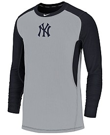 Nike Men's New York Yankees Authentic Collection Game Top Pullover