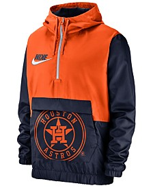 Nike Men's Houston Astros Walkoff Anorak Jacket