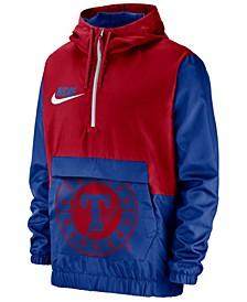Men's Texas Rangers Walkoff Anorak Jacket