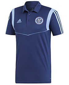 adidas Men's New York City FC Coached Polo