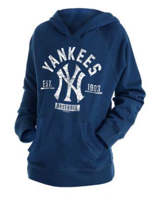 new concept 5686f d5aa3 Big Boys New York Yankees Fleece Pullover Hoodie