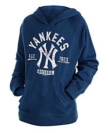 Big Boys New York Yankees Fleece Pullover Hoodie