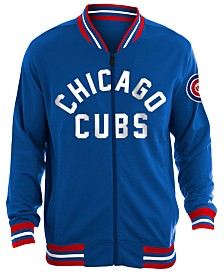 New Era Men's Chicago Cubs Lineup Track Jacket