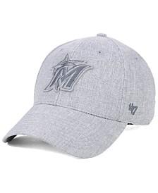 '47 Brand Miami Marlins Flecked MVP Cap