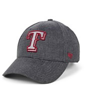 best sneakers 2c0cb 55f74  47 Brand Texas Rangers Flecked MVP Cap