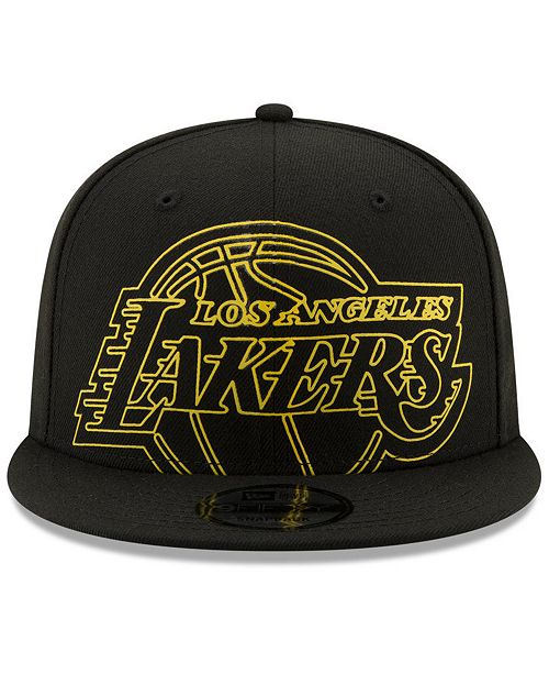 c3a494c5c New Era Los Angeles Lakers Light It Up 9FIFTY Snapback Cap & Reviews ...