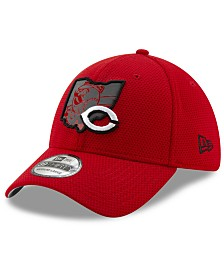 New Era Cincinnati Reds State Flective 2.0 39THIRTY Cap