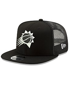 New Era Phoenix Suns Dub Fresh Trucker 9FIFTY Snapback Cap