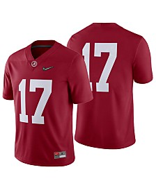 Nike Men's Alabama Crimson Tide College Football Playoff Game Jersey