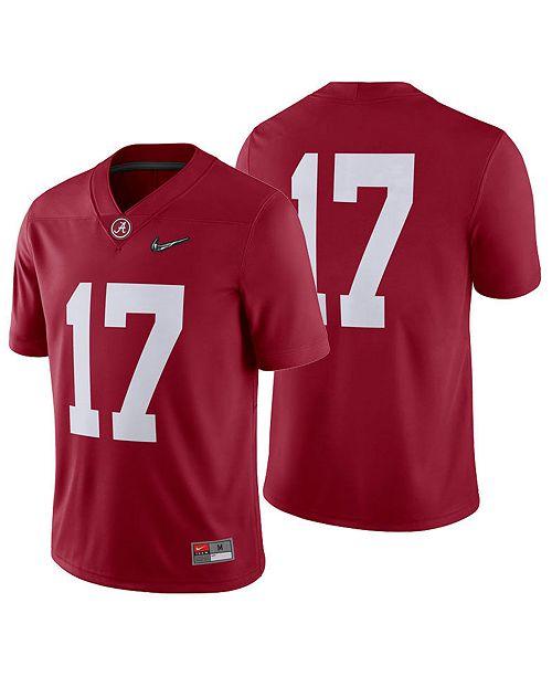 buy popular bbf5f 5cced Men's Alabama Crimson Tide College Football Playoff Game Jersey