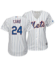 Majestic Women's Robinson Cano New York Mets Cool Base Player Replica Jersey