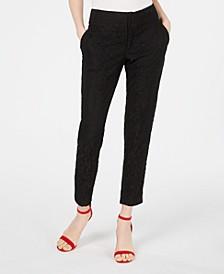 Juniors' Natalie Lace Skinny Pants
