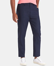 Tommy Hilfiger Men's TH Flex Stretch Huaren Regular-Fit Stretch Joggers