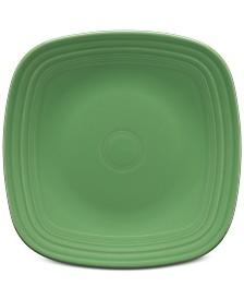 Fiesta Meadow Square Dinner Plate
