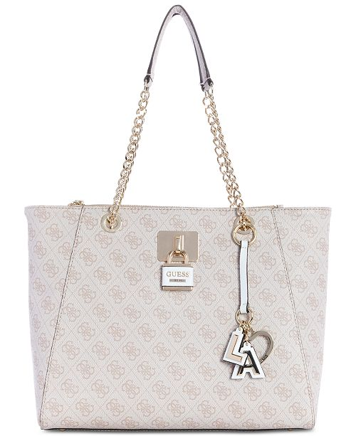 GUESS Downtown Cool Tote