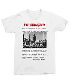 Men's Pet Sematary Graphic T-Shirt