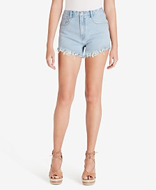 Jessica Simpson Juniors' Infinite High Waist Shorts