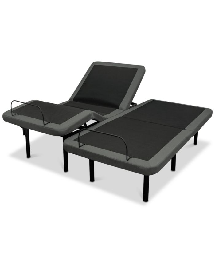 SensorGel by Soft-Tex Adjustable Base, Quick Ship - Split King & Reviews - Furniture - Macy's