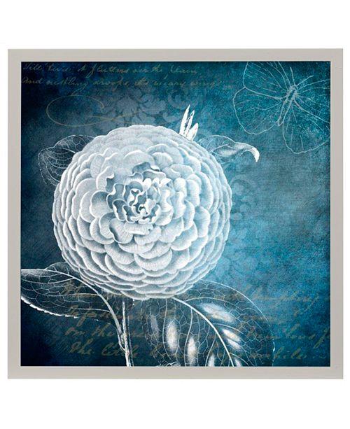 StyleCraft White Bloom I Framed Print