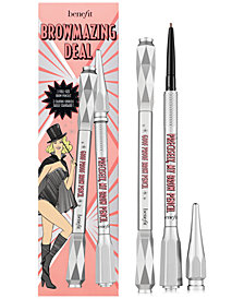 Benefit Cosmetics 2-Pc. BROWmazing Deal Eyebrow Pencil Set