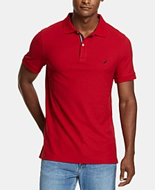 Men's Slim-Fit Performance Deck Polo