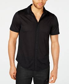 GUESS Men's Jordan Mesh Shirt