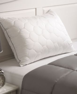Hotel Style Tencel Quilted Pillow, Queen