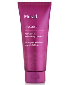 Murad AHA/BHA Exfoliating Cleanser, 6.75-oz. - Limited Edition