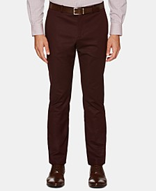 Men's Slim-Fit Stretch Pants