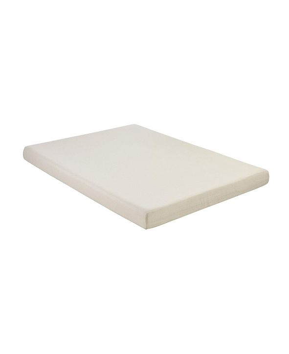 Signature Sleep Cally 6'' Memory Foam Mattress Foam, Full