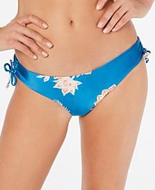 Roxy Juniors' Printed Cheeky Bikini Bottoms