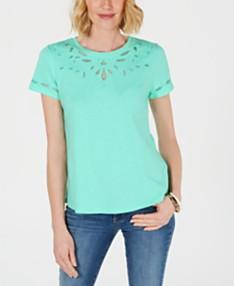 766a1b9c5d Women's T-Shirts & Tees - Macy's