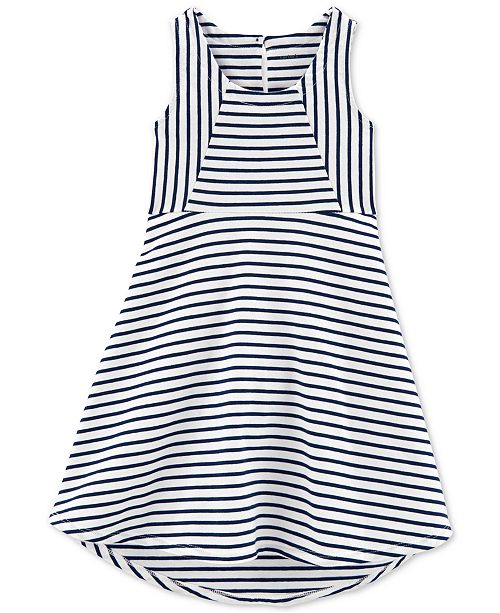 Carter's Toddler Girls Striped Tank Dress
