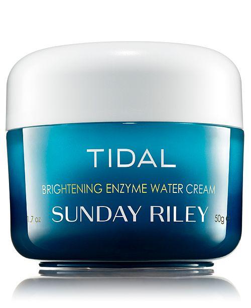 Sunday Riley Tidal Brightening Enzyme Water Cream, 1.7-oz.