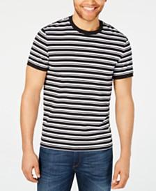 Michael Kors Men's Stripe T-Shirt, Created for Macy's