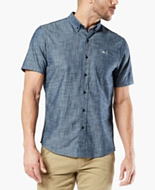 Dockers Men's Slim-Fit Alpha Icon Shirt