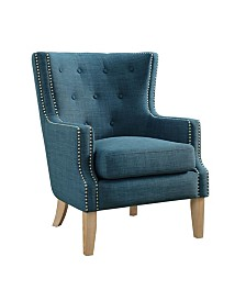 Dorel Living Edith Accent Chair