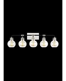 Clara 5-Light Vanity Light