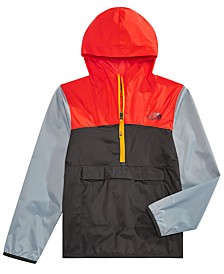 The North Face Big Boys Colorblocked Fanorak Jacket